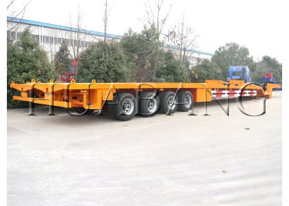 Photo update for blade transport trailers.