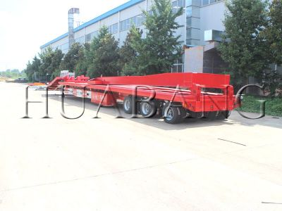 Extendable Flabted Trailer,Wind Blade Moving,Wind Energy Trailer